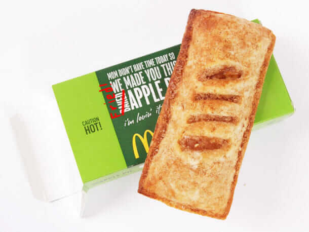 McDonald's Apple Pie