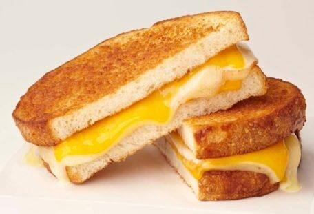 Fast Food Hacks to Make Your Meal Even Better | Fast Food Grilled Cheese | Fastfoodmenuprices.com