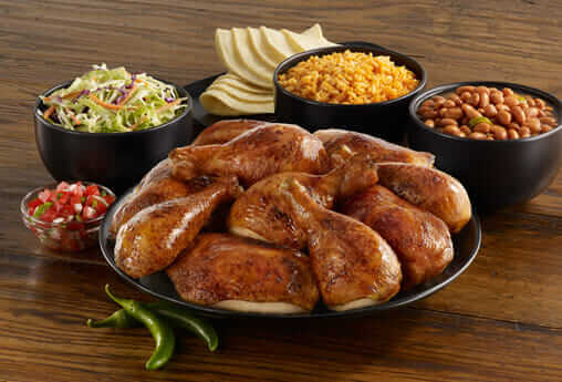Top 10 Best Mexican Fast Food Joints | El Pollo Loco | FastFoodMenuPrices.com
