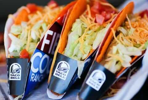 Top 10 Best Mexican Fast Food Joints | Taco Bell | FastFoodMenuPrices.com