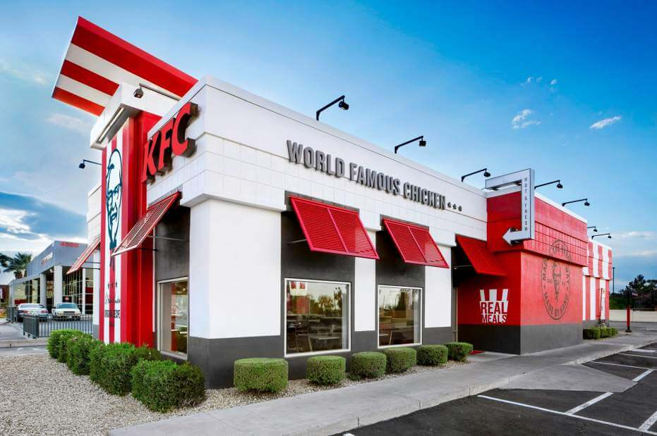 The Top 10 Fastest Drive-Through Restaurants in America | KFC | FastFoodMenuPrices.com