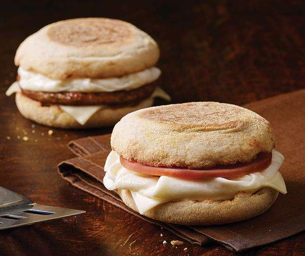Healthiest Fast Food Breakfast Items | Egg White Delight | FastFoodMenuPrices.com