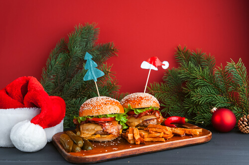 Fast Food Restaurants Open Christmas Day in 2020