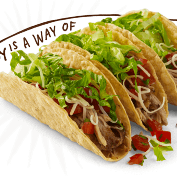 Best Fast Food Tacos | Chipotle Crispy Tacos | FastFoodMenuPrices.com