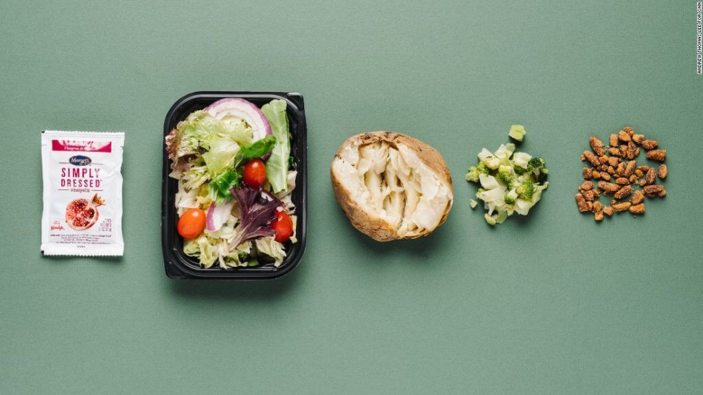Tips for Eating Healthy Fast Food | CNN.com | FastFoodMenuPrices.com