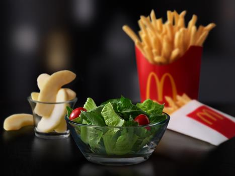 Tips for Eating Healthy Fast Food | McDonald's | FastFoodMenuPrices.com