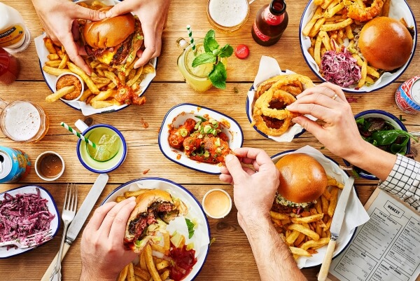 8 Essential Tips For Eating Healthy Fast Food - Fast Food ...