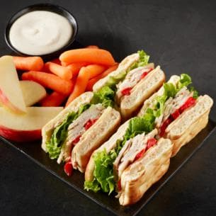 The Healthiest Options at Starbucks | Smoked Turkey Protein Box | FastFoodMenuPrices.com