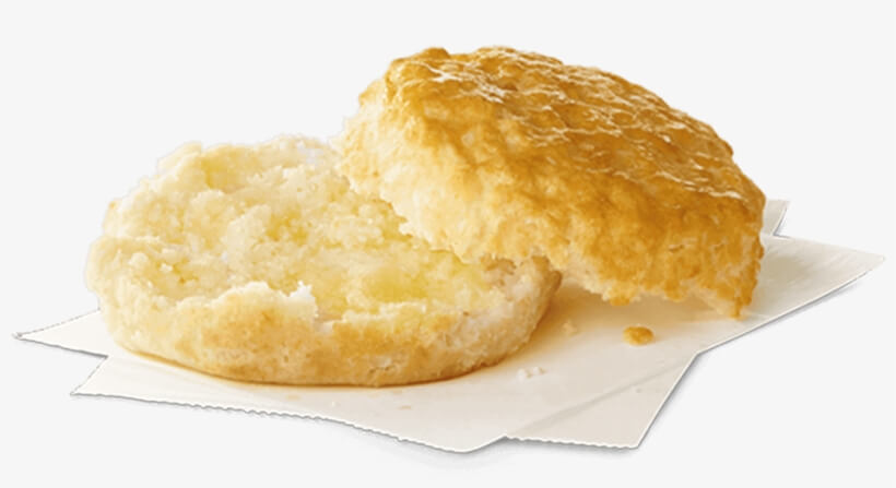 Chick-fil-A Breakfast Menu | Buttered biscuit | FastFoodMenuPrices.com