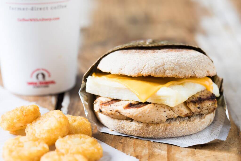 Chick-fil-A Breakfast Menu | Egg White Grill | FastFoodMenuPrices.com