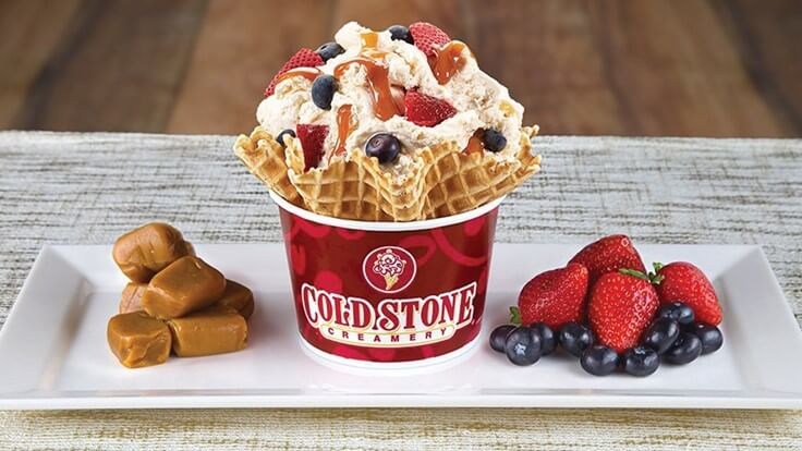 Best Fast Food in Each State | Cold Stone | FastFoodMenuPrices.com