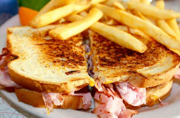 Top 15 Secret Menu Items You Need To Know About | Grilled Ham and Cheese | Fastfoodmenuprices.com