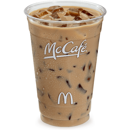 Best Fast Food Iced Coffee To Get You Through Summer | McDonald's Iced Coffee | FastFoodMenuPrices.com