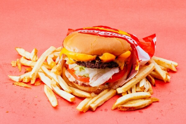 The Top 54 Fast Food Items in the Nation | In-N-Out Double Double | FastFoodMenuPrices.com