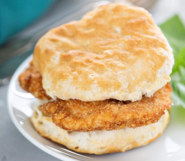 The Top 54 Fast Food Items in the Nation | Chick Fil A Chicken Biscuit | FastFoodMenuPrices.com