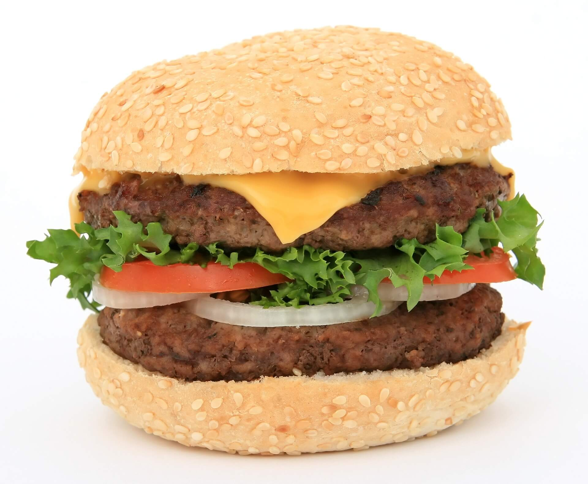 9 Meatless Burgers That Taste Just Like the Real Thing | A&W Beyond Burger | FastFoodMenuPrices.com