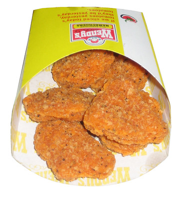 Wendy's Spicy Chicken Nuggets