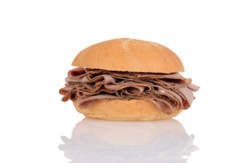 Arby's Junior Roast Beef