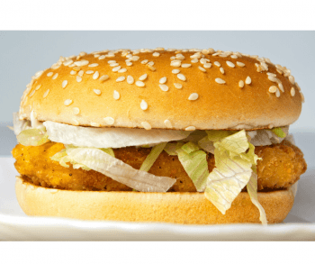 Jack in the Box Chicken Sandwich