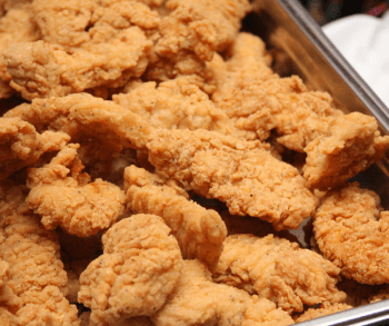 McDonalds Buttermilk Chicken Tenders