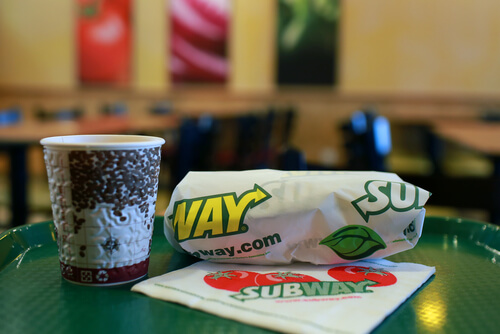 Subway Meal