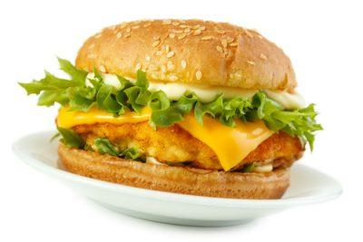 Bojangles' BojAngler Fish Sandwich