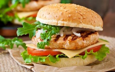 Charboiled BBQ Chicken Sandwich