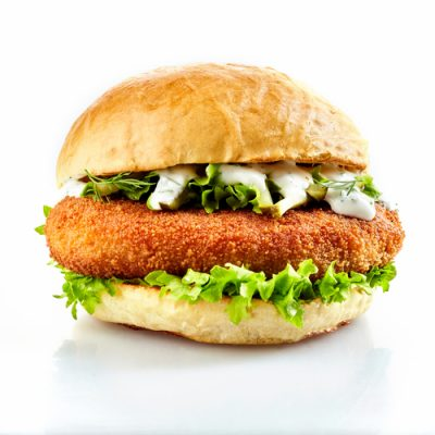 Wendy's North Pacific Cod Sandwich