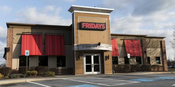 TGI friday open thanksgiving
