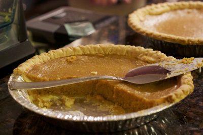 Boston Market Free Pie