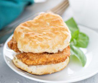 McDonald's McChicken Biscuit