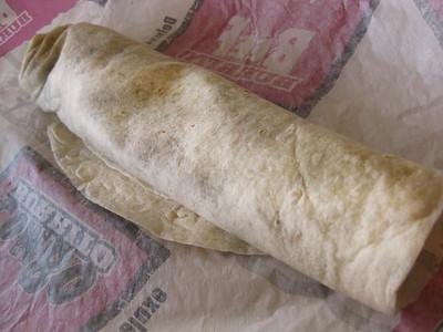 Del Taco Stoner Burrito