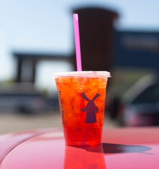 Dutch Bros Rebel Energy Drink
