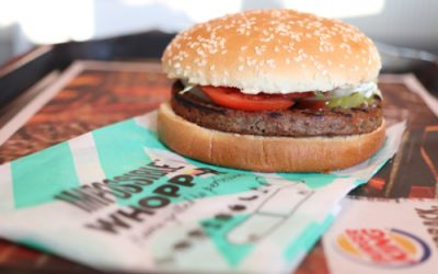 Burger King Offers Impossible Whopper As Part Of 2 For $6 Deal