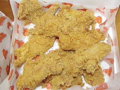Popeyes Chicken Tenders