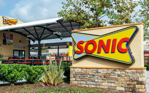 Sonic Happy Hour