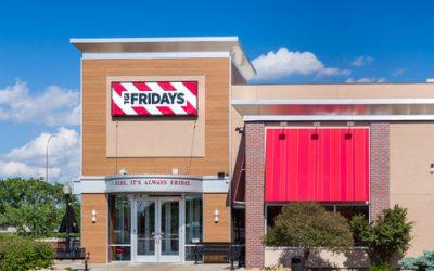 TGI Fridays Welcomes $20 Fridays Feast for 2