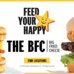 Carl's Jr. and Hardee's Introduce New Big Fried Cheese Thickburger