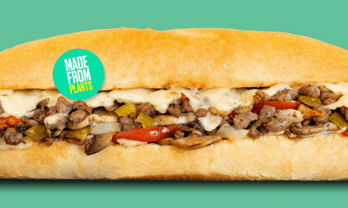 Capriotti's Impossible Cheesesteak