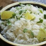 Chipotle Rice Recipe - Cilantro Lime Rice