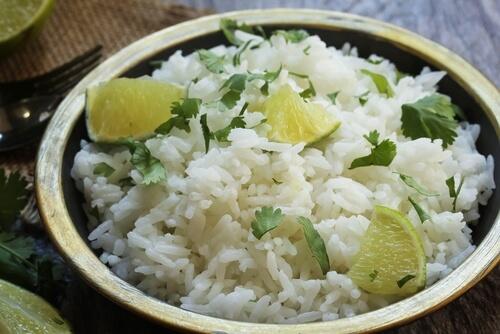 Chipotle Cilantro Lime Rice Recipe