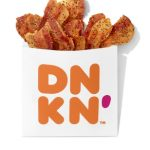Dunkin' Just Unveiled New Snackin' Bacon