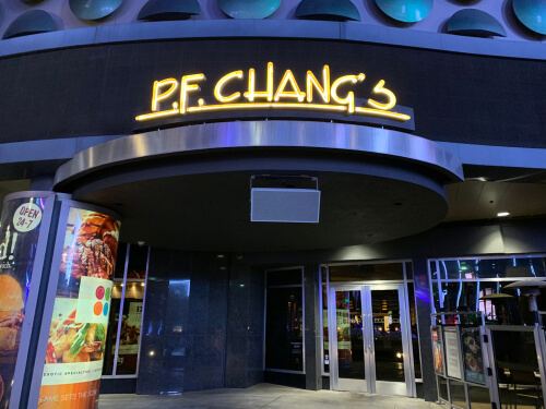 PF Chang's Happy Hour