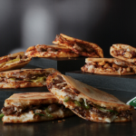 Papa John's Debuts A Pizza Sandwhich called the Papadia