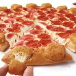 Pizza Hut Serves Up New Mozzarella Poppers Pizza