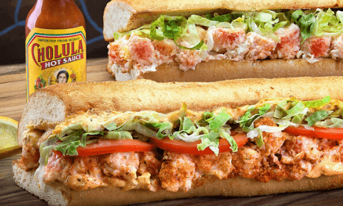 Quiznos Lobster & Seafood Classic
