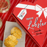 "Get Your Valentine A ""You're My Lobster"" Cheddar Bay Biscuit Box From Red Lobster"
