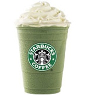 green tea frappucino review