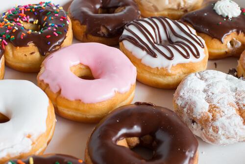 Dunkin Donuts Free Donut Fridays