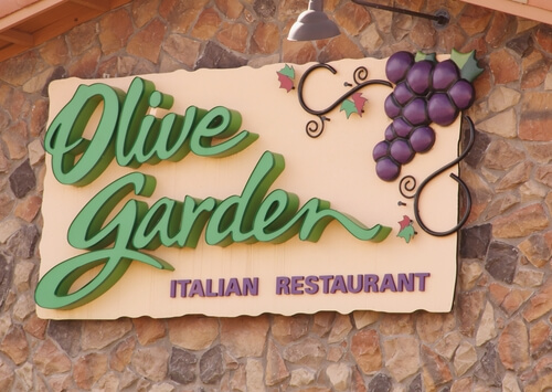 Best Olive Garden Menu Items